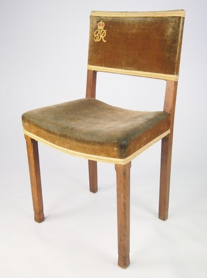 George VI Coronation Chair