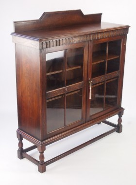 Waring and Gillow Bookcase