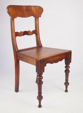 19th Century Kitchen Chairs