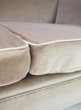 Antique Edwardian Sofa