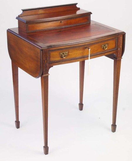 Antique Ladys Writing Desk