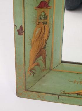 Antique Chinoiserie Mirror