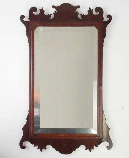 Chippendale Fretwork Mirror