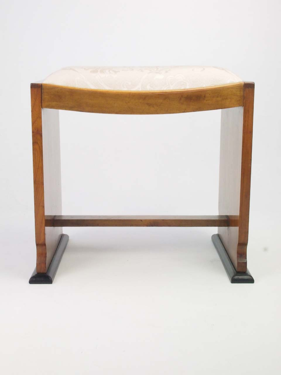 Art Deco Walnut Dressing Table Stool For Sale Online
