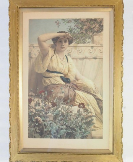 John William Godward Print