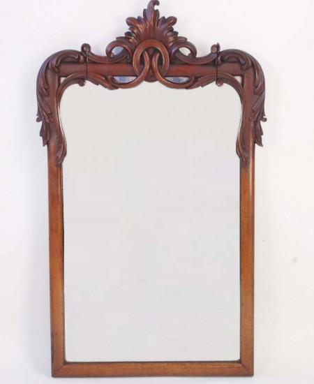 Victorian Hall Mirror