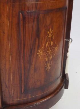Antique Victorian Walnut Credenza