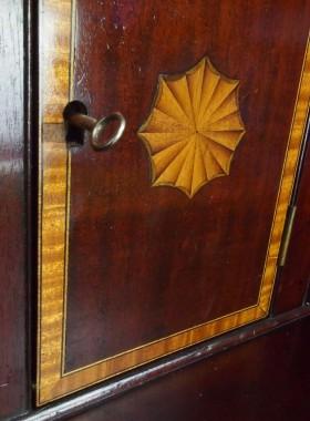 Antique Edwardian Bureau
