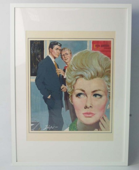 1950s Original Poster Artwork