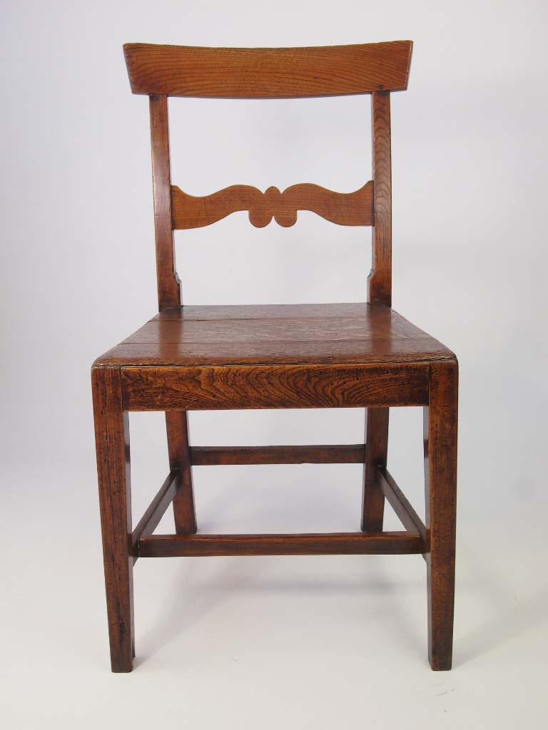 oak chairs for sale pair 19th century elm and oak chairs for 3565