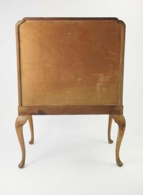 1920s Burr Walnut Bureau