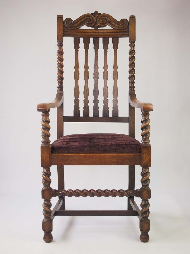 antique oak dining chairs for sale oak armchair circa 1930s for 9030
