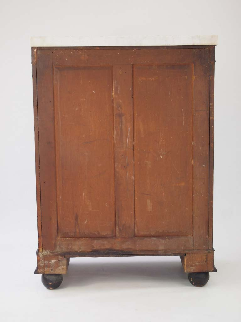 William Iv Rosewood Cabinet Circa 1835 For Sale