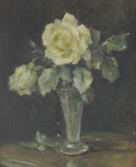 Owen Bowen Oil Painting