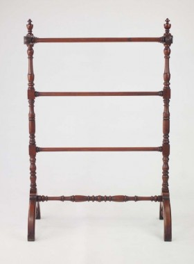Antique Victorian Towel Rail