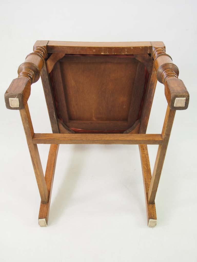 harlequin set four 1930s dining chairs. Black Bedroom Furniture Sets. Home Design Ideas