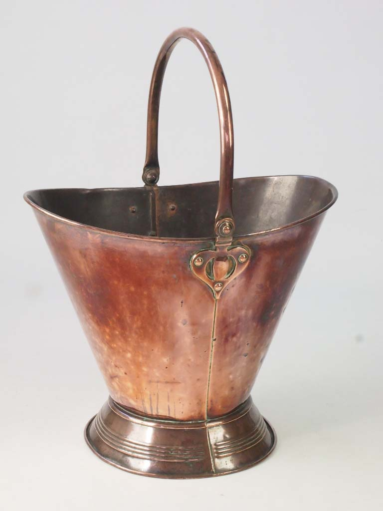Dating antique copper