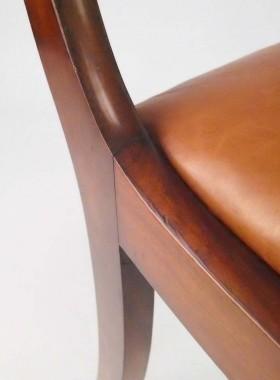 Early Victorian Desk Chair