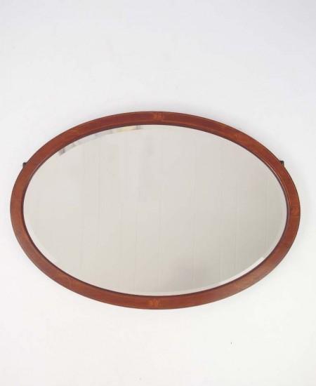 Ewdardian Oval Mirror