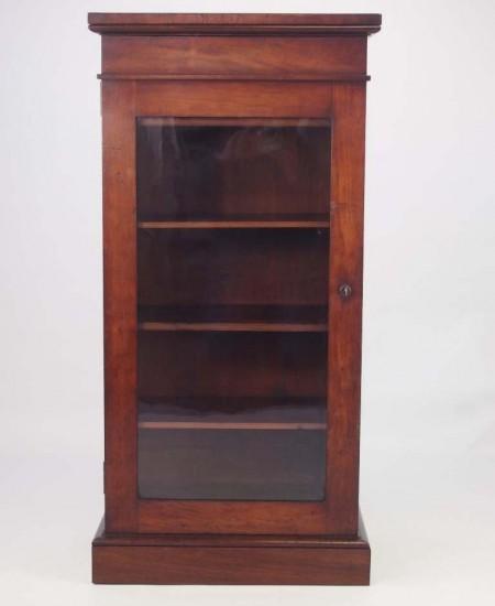 Victorian Mahogany Music Cabinet