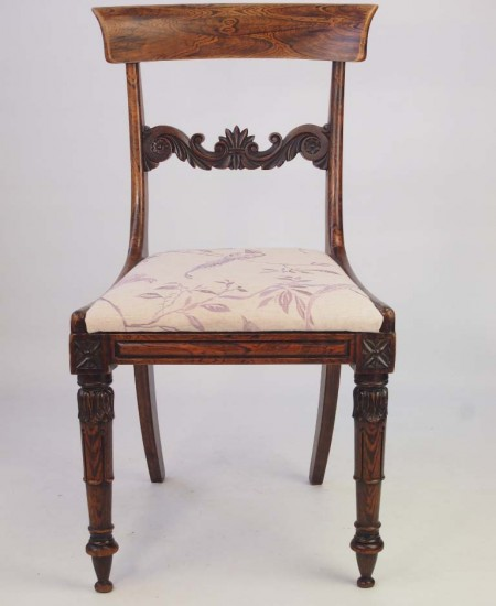 William IV Desk Chair