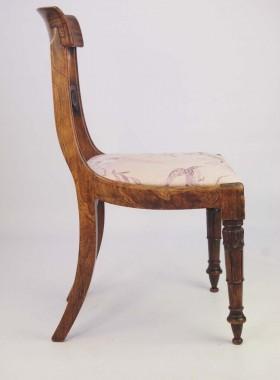 William IV Desk Chair