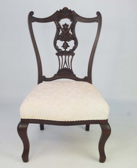 Edwardian Dressing Table Chair