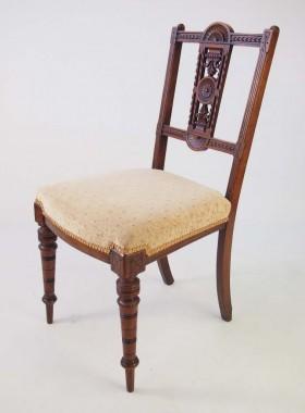 Set 6 Edwardian Dining Chairs