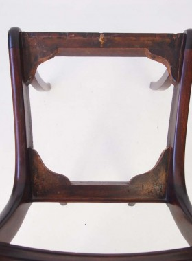 Pair Regency Side Chairs