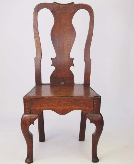 18th Century Oak Chair