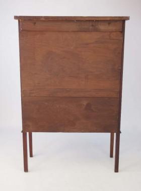 Edwardian Cabinet or Bookcase