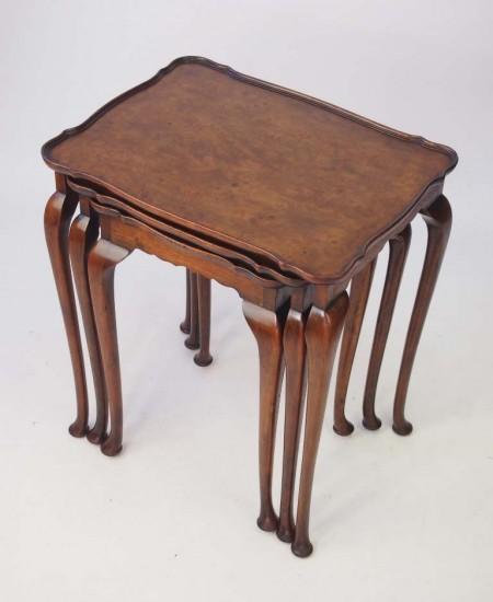 Vintage Nest Tables