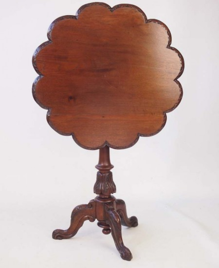 Victorian Tilt Top Table