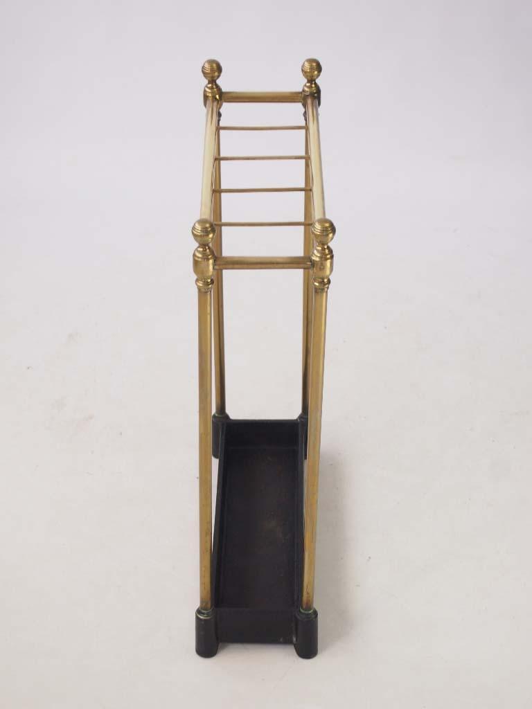 antique brass stick    umbrella stand