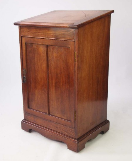 Edwardian Mahogany Clerks Desk