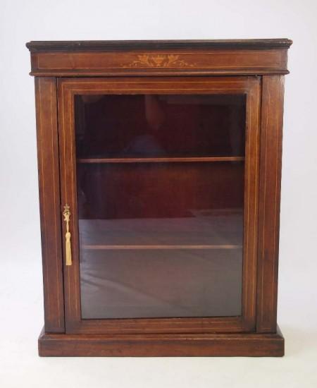 Victorian Pier Cabinet Bookcase