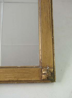 Vintage Gilt Mirror