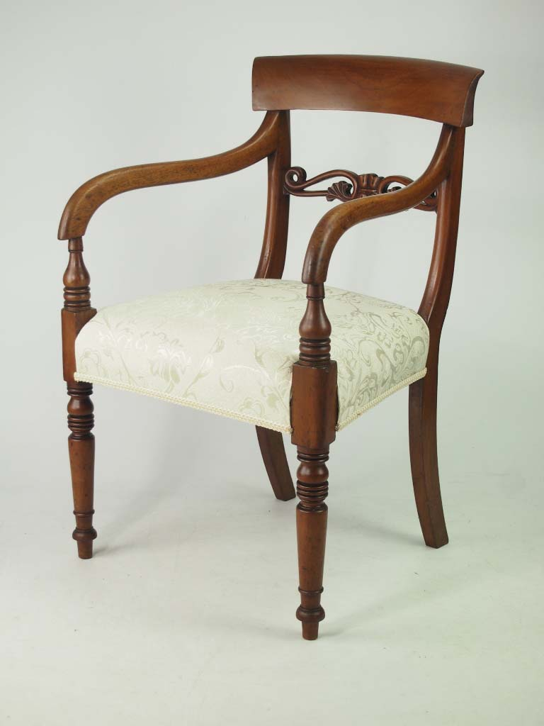 antique chair dating