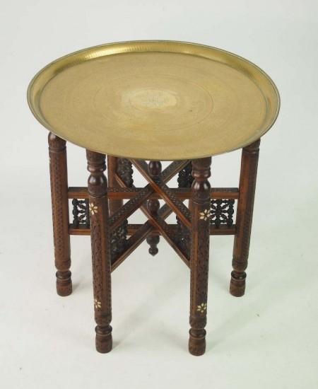 Antique Benares Table