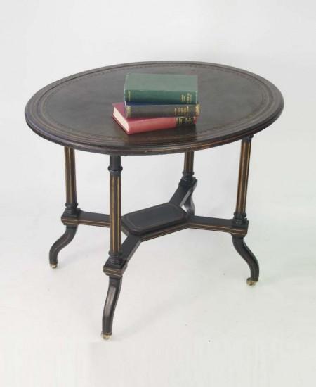 Aesthetic Movement Window Table