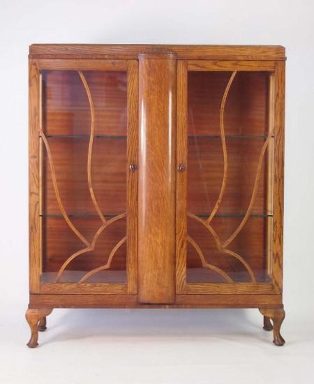 Vintage Art Deco Cabinet