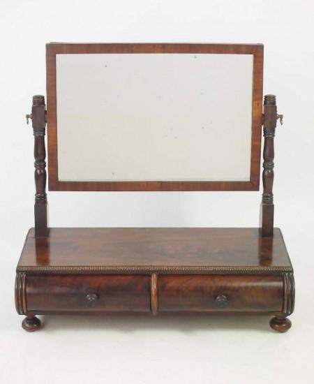 Antique Dressing Table Mirror