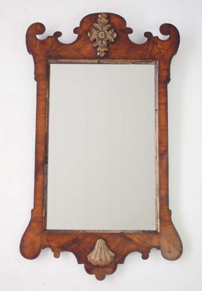 Antique George I Mirror