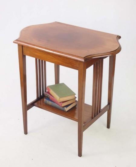 Ewdardian Mahogany Side Table