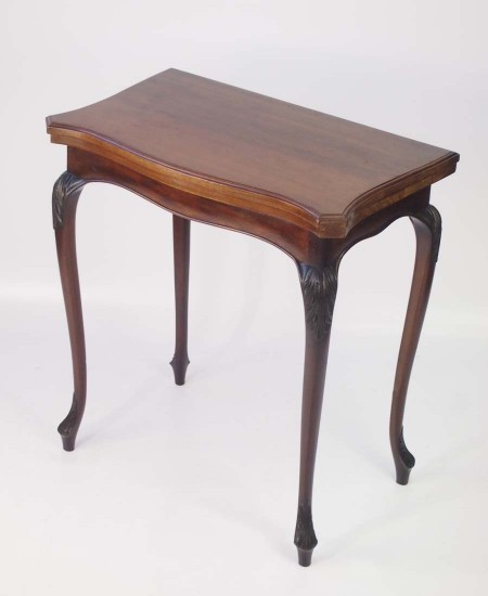 Edwardian Mahogany Table