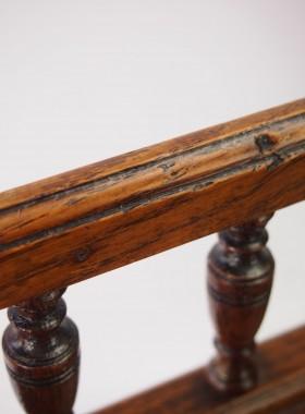 Victorian Aesthetic Movemnet Oak Whatnot Booksatnd
