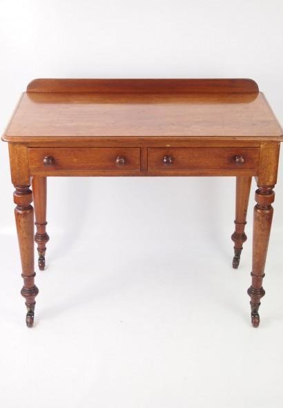 Antique Victorian Mahogany Desk