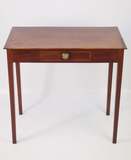 19th Century Mahogany Side Table