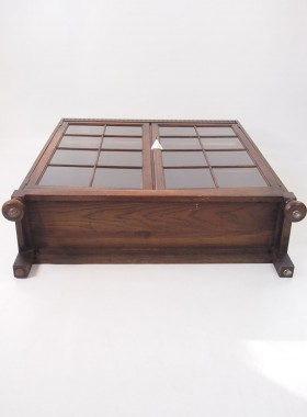 Ewdardian Oak Bookcase