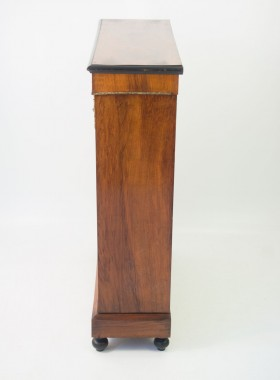 Victorian Walnut Pier Cabinet